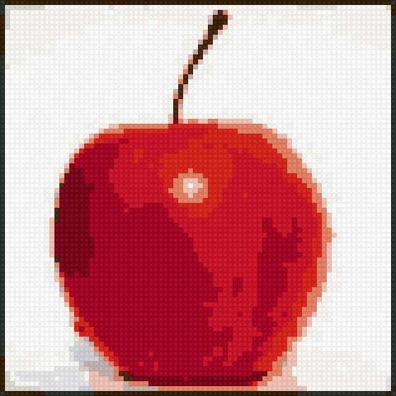 Яблоко красное, предпросмотр