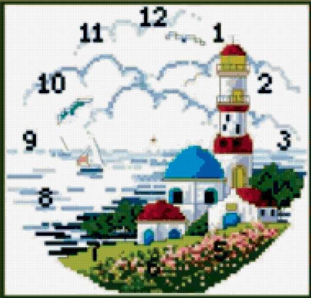 Часы-маяк, предпросмотр
