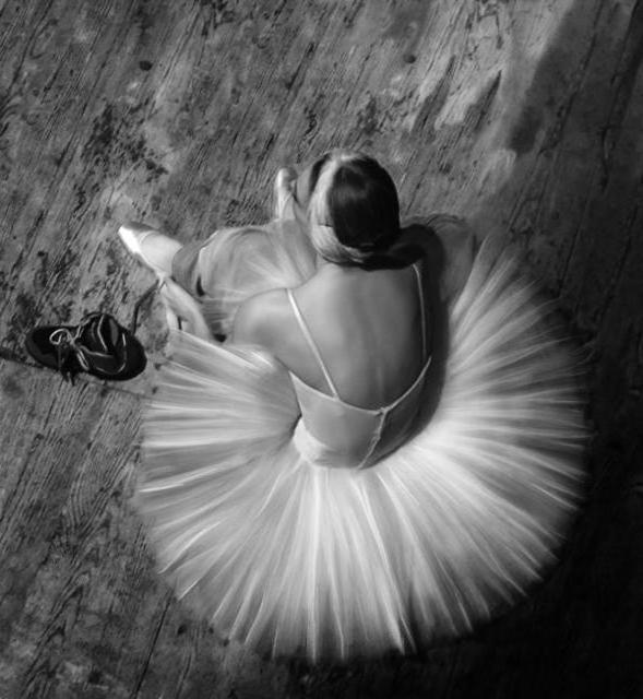 Балет, картина, портрет