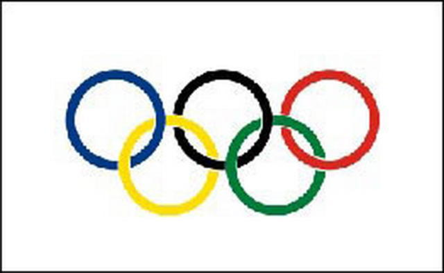 Олимпийские кольца, оригинал