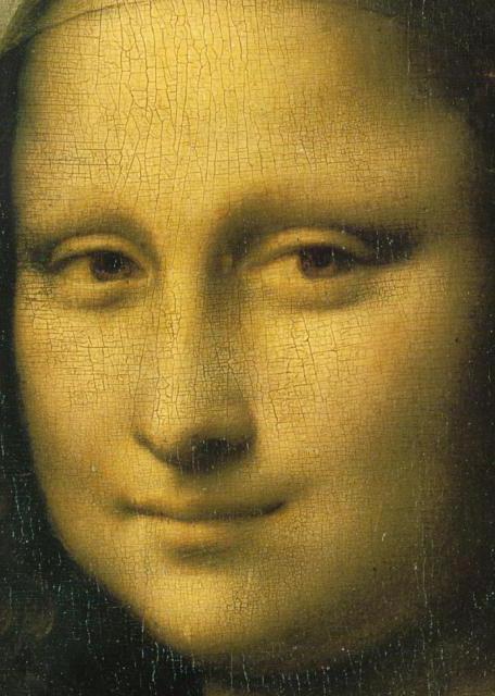 Мона Лиза , оригинал
