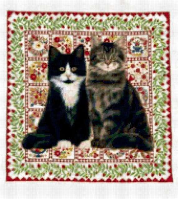 Подушка кошки, предпросмотр