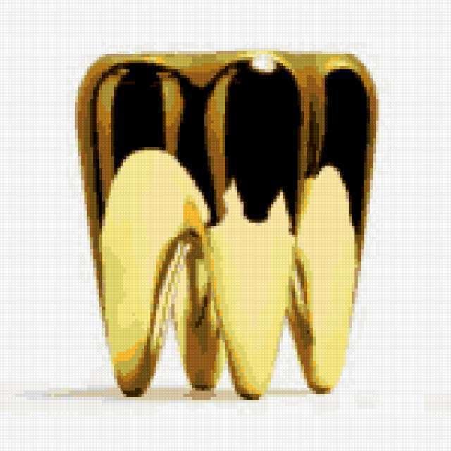 Зуб, предпросмотр