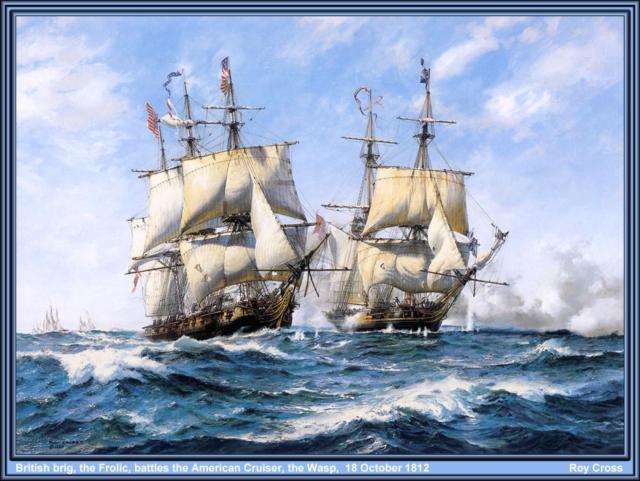 Корабли в море, корабли, море,