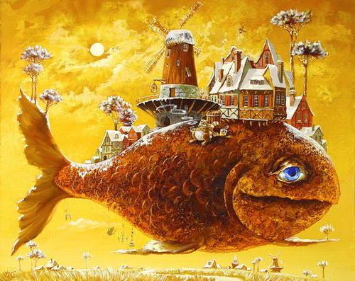 Рыба Антона Гарцевича, антон