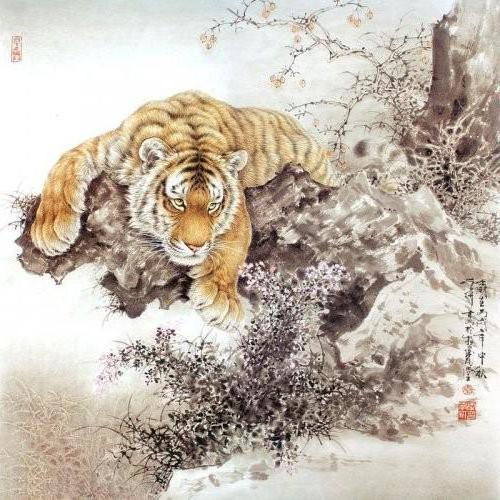 Тигр 1, оригинал