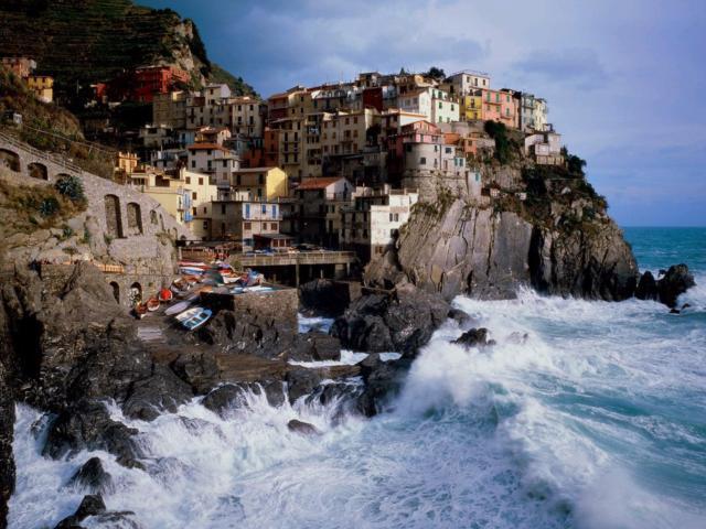 Италия, оригинал