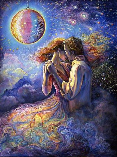 Танец любви, оригинал