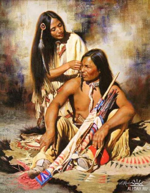 Индейцы, индейцы