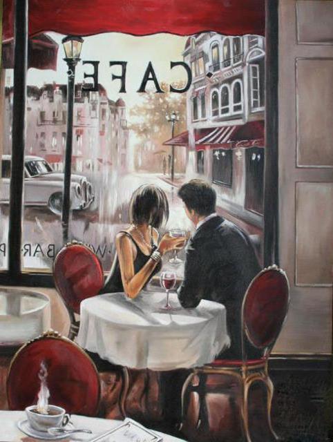 Романтическая встреча