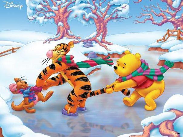 Картинки дисней тигра