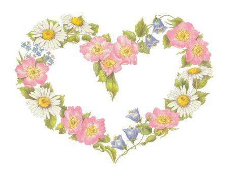 Веночек, венки, цветы
