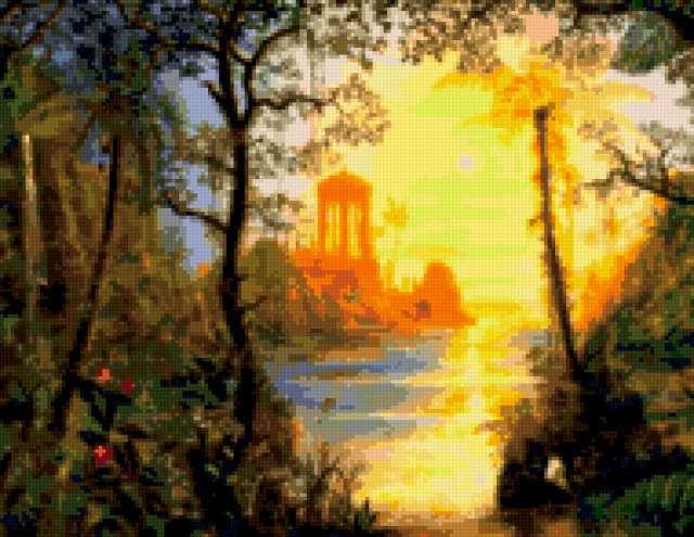 Замок солнца, предпросмотр
