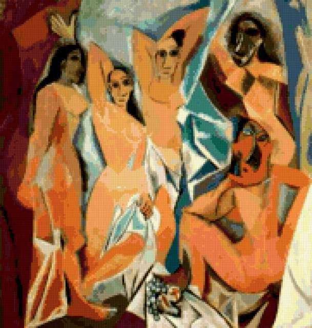 Пикассо, предпросмотр
