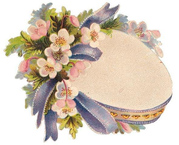 Tambourine with Flowers, цветы