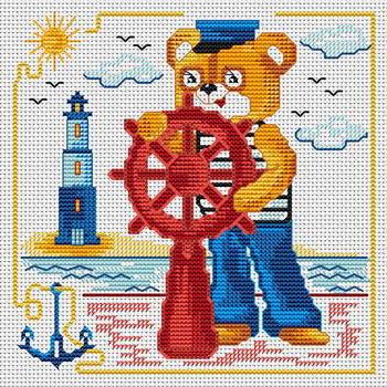 Мишка - моряк, оригинал