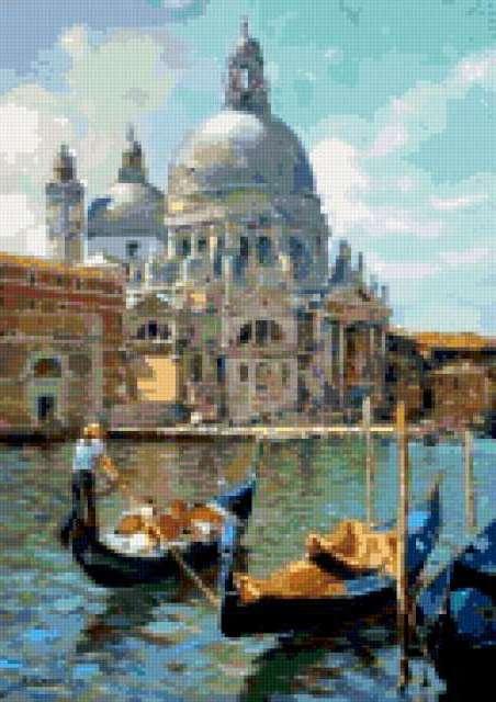 Виды Венеции, предпросмотр