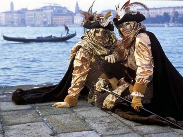 Тайны Венеции, оригинал
