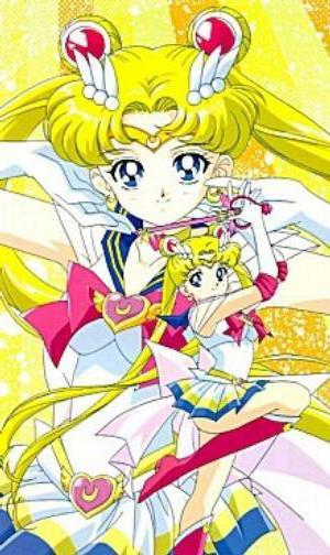 Sailor-Moon, moon