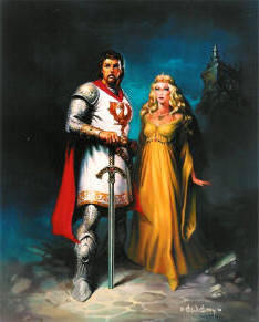 King Arthur and Guinevere, история