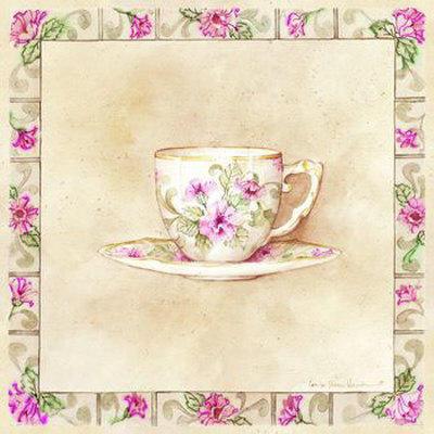 Подушка чайный сервиз, подушки