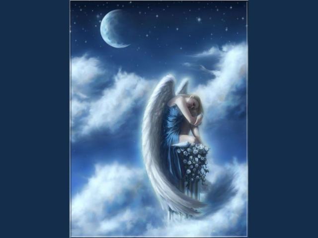 Спящий ангел, оригинал