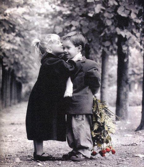 Первый поцелуй 3, дети
