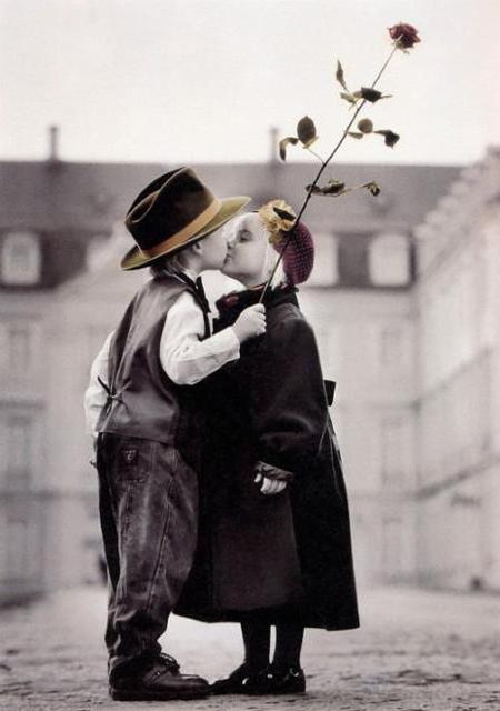 Первый поцелуй 4, дети