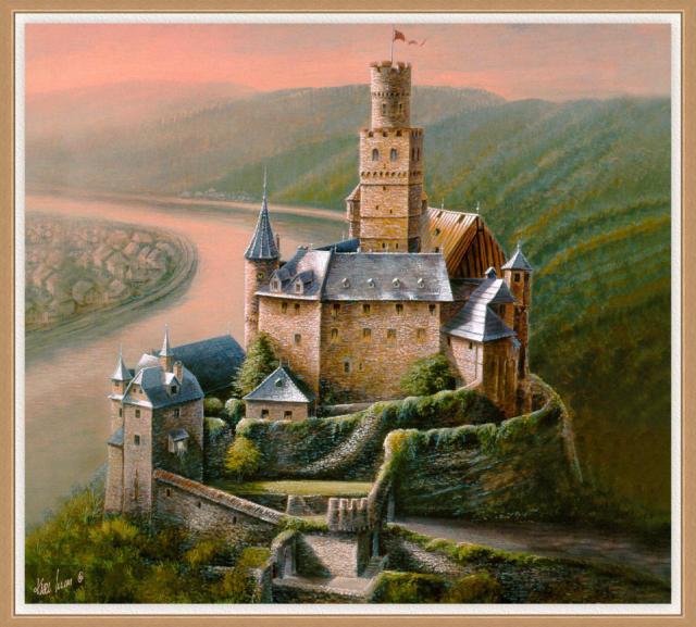 Фламандский замок, замки