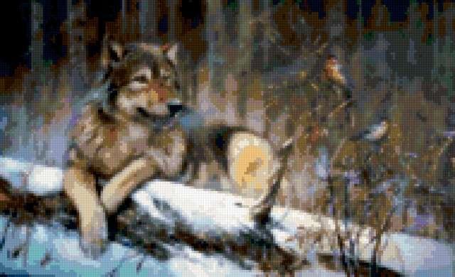 Хозяин леса, предпросмотр