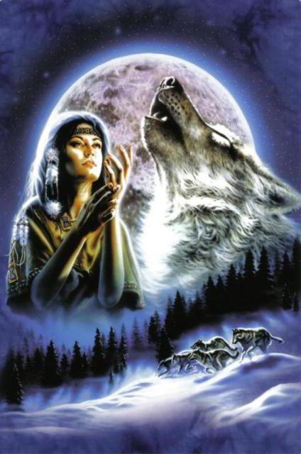 Волчица, оригинал