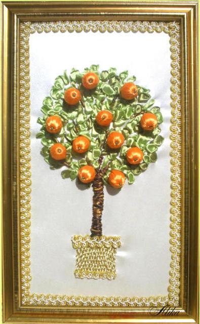 Денежное дерево, оригинал