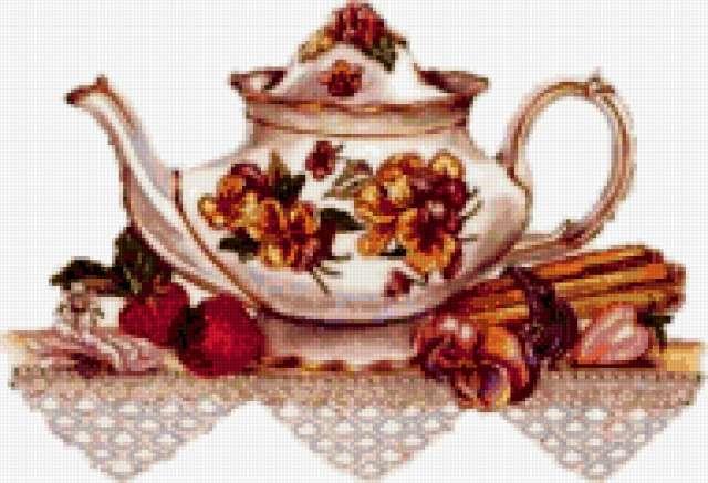Чайничек, предпросмотр
