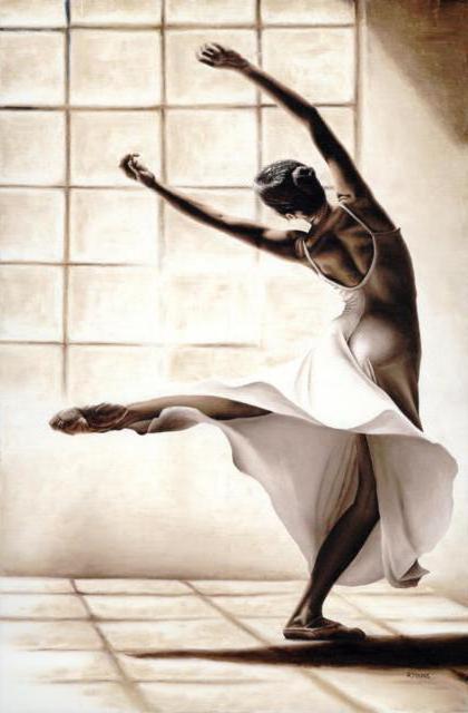 Балет-балет, балет, танец,