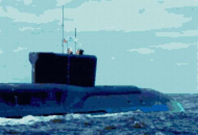 Подводная лодка, предпросмотр