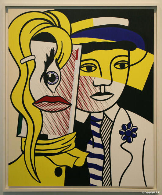 Roy Fox Lichtenstein,