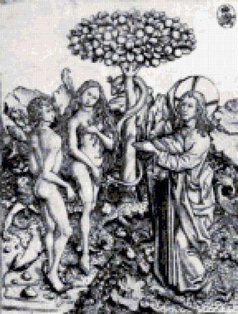 Адам и Ева , предпросмотр