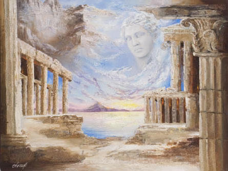 Тени древней греции, оригинал