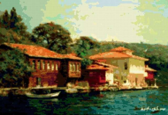 Старый Стамбул, предпросмотр