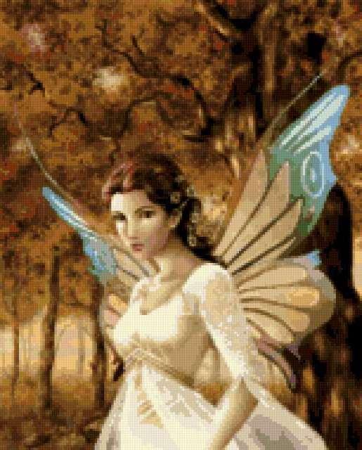 Девушка-ангел, предпросмотр