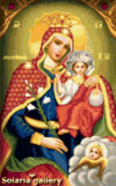 Св. Богородица Милостивая