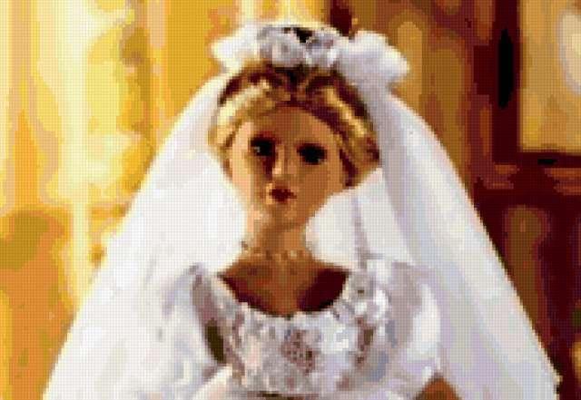 Куклы: Невеста., предпросмотр