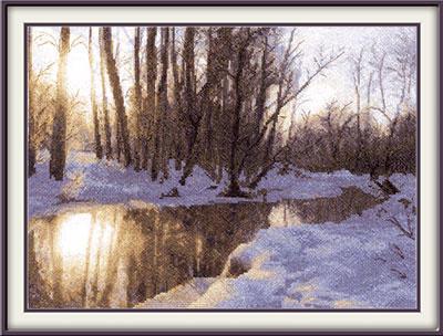Река яуза, оригинал