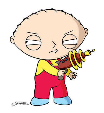 Stewie, family guy