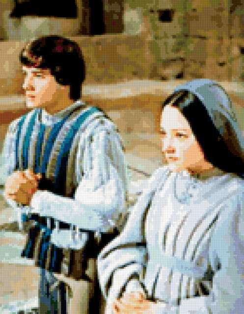 Ромео и Джульетта 9,