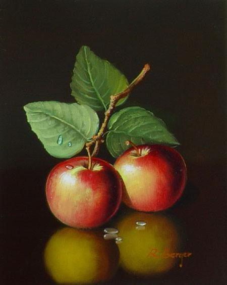 Наливные яблочки, оригинал