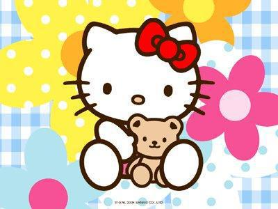 Hello Kitty 1, kitty