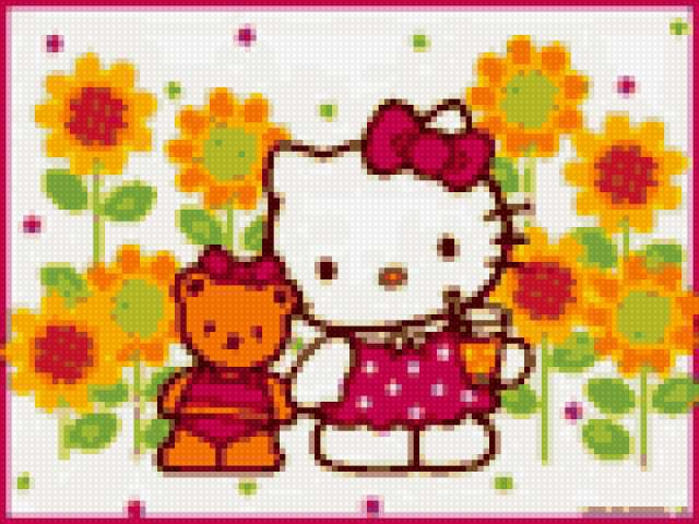 Hello Kitty 3, предпросмотр