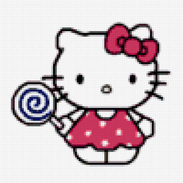 Hello Kitty 5, kitty