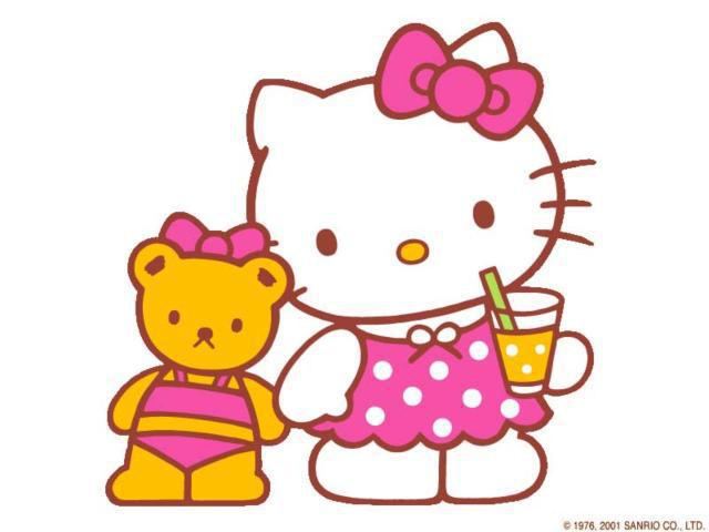 Hello Kitty 6, kitty
